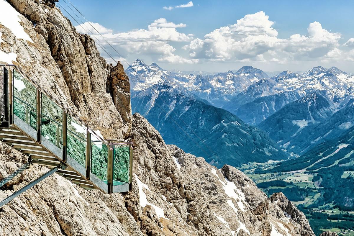 Dachstein Gletscher Pension Hochkonig Ramsau