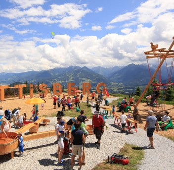 Kinderspielplatz am Rittisberg  © Photo-Austria/Hans Simonlehner